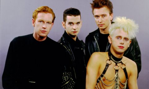 Shaking the Disease, and the boy with HIV who got to meet Depeche Mode as his dying wish