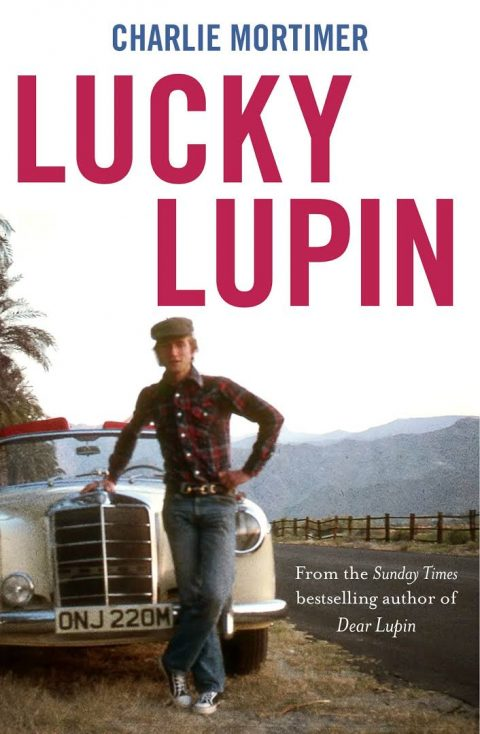 'Lucky Lupin' – a memoir about Living long-term with HIV