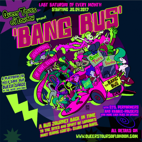 All Aboard the 'BANG BUS' – World AIDS Day Special
