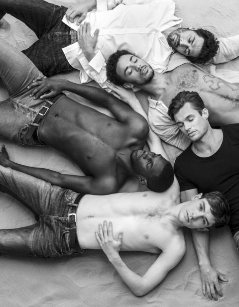 Matthew Lopez's play 'The Inheritance' @Young Vic